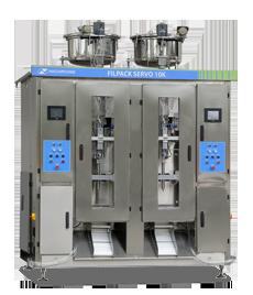 Упаковочный автомат для розлива молока в пакте подушку производительностью до 12 000 шт/час
